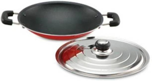 goodchef Good Chef Non stick Appam chetty with lid. Appachatty with Lid 0.2 L capacity 20 cm diameter