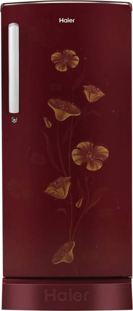 Haier 192 L Direct Cool Single Door 2 Star Refrigerator with Base Drawer