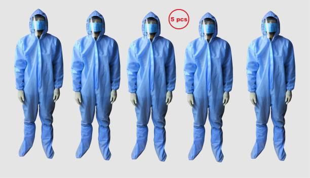 kush fashion 5 cover all ppe kit Safety Jacket