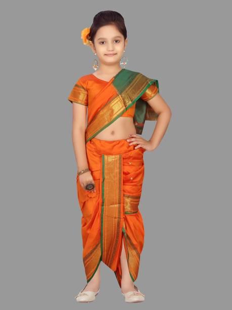 Aarika Woven Fashion Pure Silk Saree