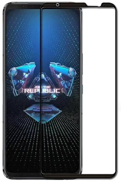 D & Y Tempered Glass Guard for Asus ROG Phone 5, Asus ROG Phone 5 Pro, Asus ROG Phone 5 Ultimate
