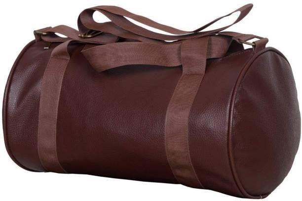Nashwah Duffel Gym bag (Brown) 011-Gym::Fitness