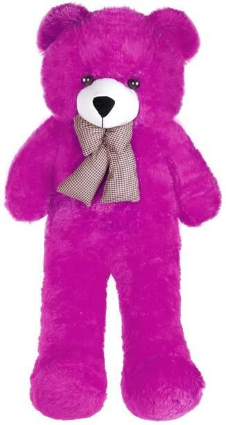 Mrbear Cute Bootsy 90 Cm 3 feet Hugable And Loveable For Someone Close Teddy Bear  - 90 cm
