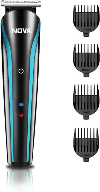 NOVA NHT 1073-00 USB  Runtime: 60 min Trimmer for Men
