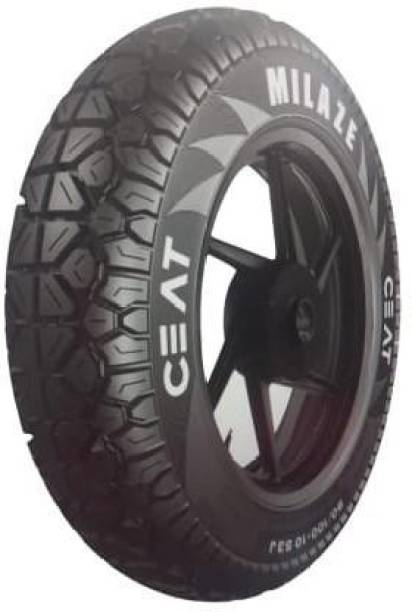 CEAT MILAZE 90/100/10 Front & Rear Tyre