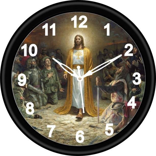 CIRCADIAN Analog 30 cm X 30 cm Wall Clock