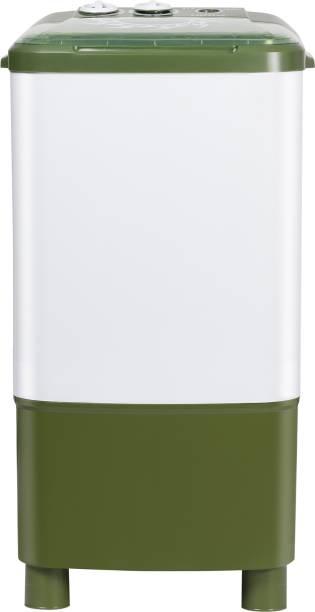 ONIDA 9 kg Washer only White, Green