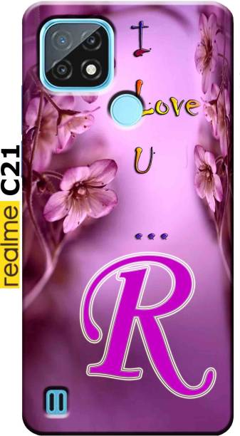 YorktoSis Back Cover for Realme C21