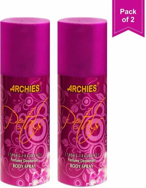 ARCHIES Petals Deo Body Spray Deodorant Spray  -  For Men & Women