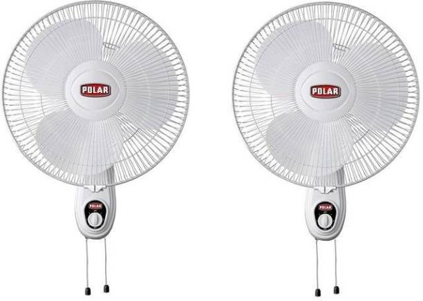 Polar Annexer 400mm 3 Blade Wall Fan ,100 % Copper Winding I Made In India 400 mm 3 Blade Wall Fan