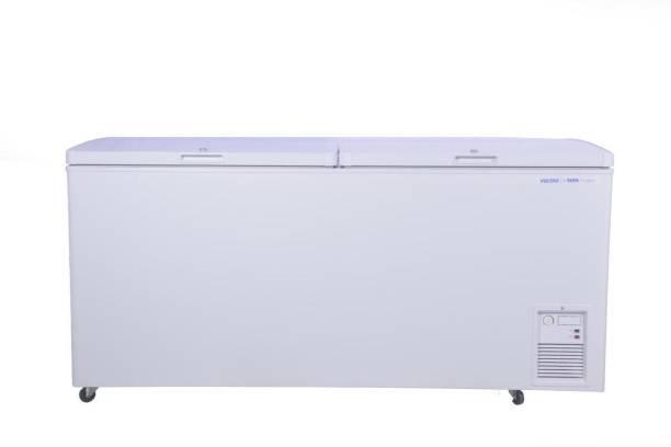 Voltas 400 L Double Door Standard Deep Freezer