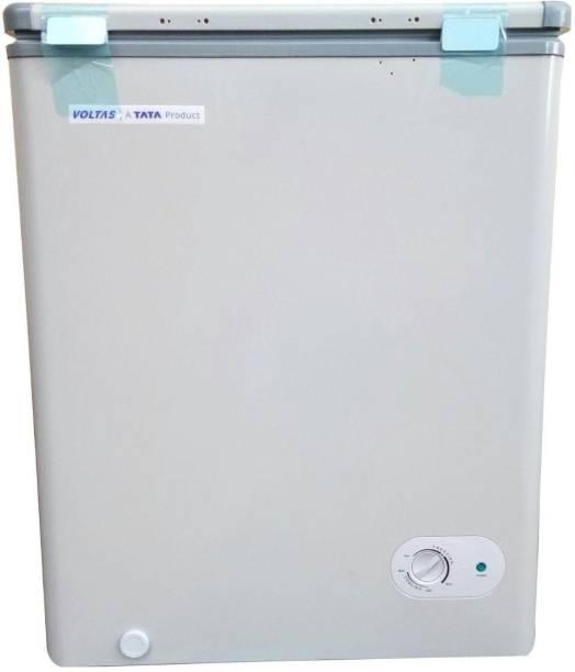 Voltas 110 L Single Door Standard Deep Freezer