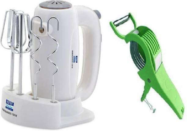 KENT Hand Blender 150W & vegetable cutter 150 W Hand Blender, Chopper