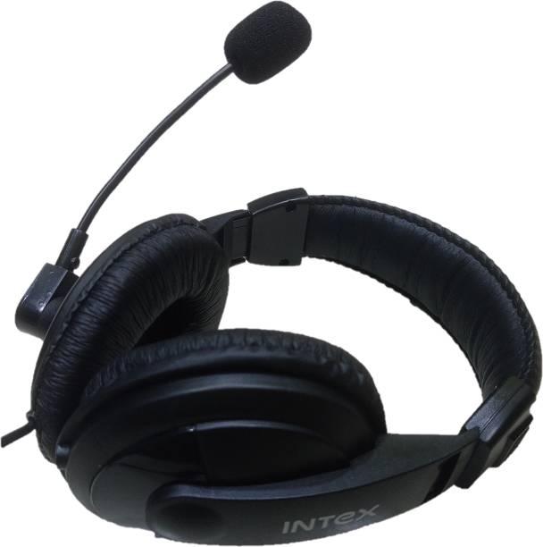 Intex SUPRA MULTIMEDIA HEADPHONES Wired Headset