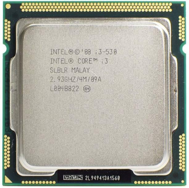 Intel Core I3 530 2.93 GHz LGA 1156 Socket 4 Cores Desktop Processor