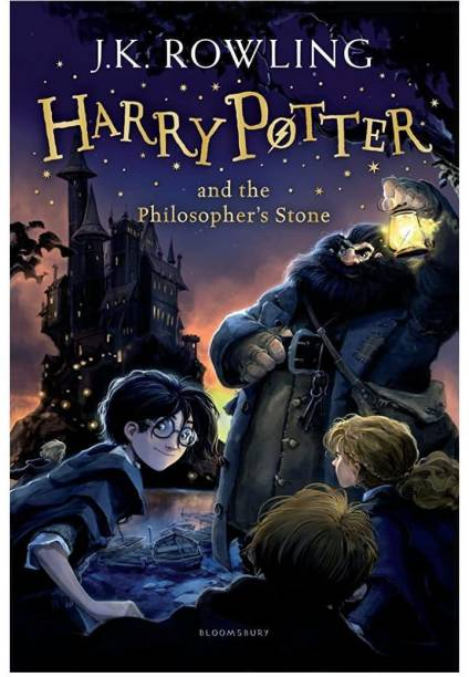 Harry Potter And The Philosopherd Stone (English, Paperback, Rowling J.K.)