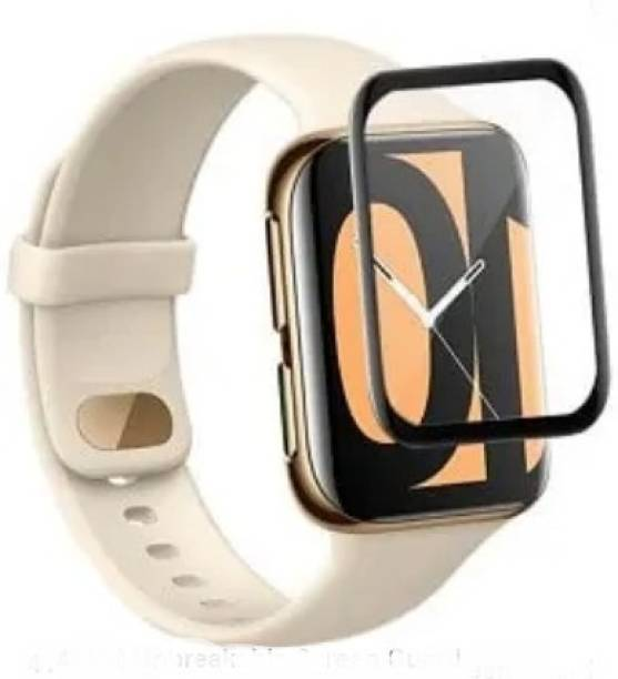 CallSmith Edge To Edge Tempered Glass for Oppo Smartwatch 41MM