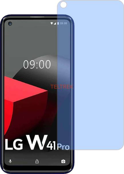 TELTREK Tempered Glass Guard for LG W41 PRO (Impossible AntiBlue Light)