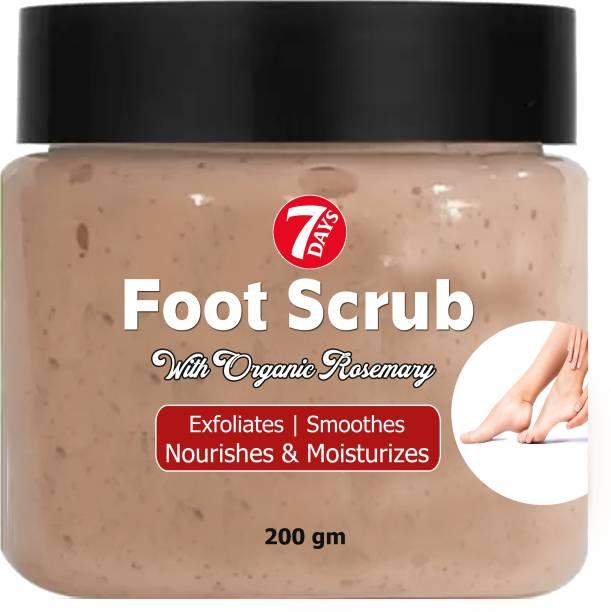 7 Days Coffee Body Scrub,   100% Natural   Coffee   Argan   Coconut   Paraben & SLS Free  Scrub