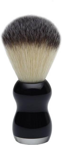 Pearl  for Men SBB-12 SYNTHETIC HAIR (Black) Shaving Brush