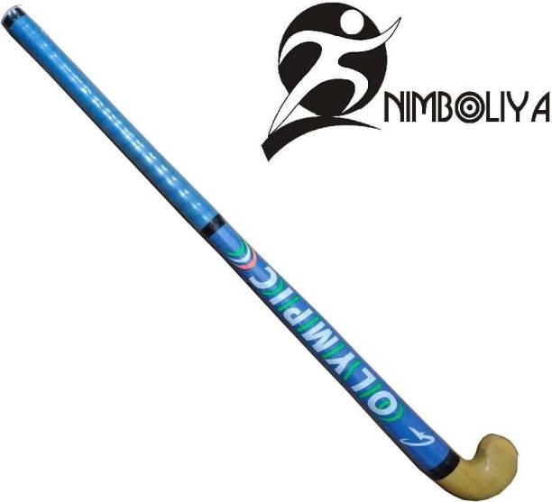 NIMBOLIYA OLYMPIC HOCKEY STICK 36 INCH HEAVY BLADE Hockey Stick - 36 inch