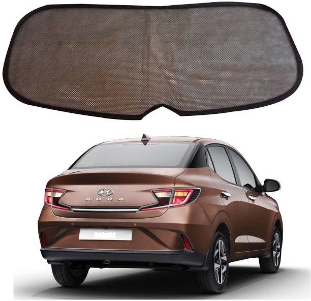 AuTO ADDiCT Rear Window Sun Shade For Hyundai Aura