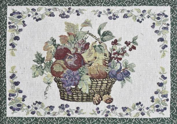 Samaaya Multicolor Linen Table Linen Set
