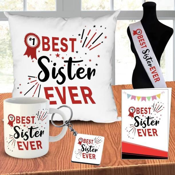 OddClick Mug, Cushion, Showpiece, Greeting Card, Keychain Gift Set
