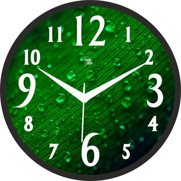 DARKINDIA Analog 30 cm X 30 cm Wall Clock