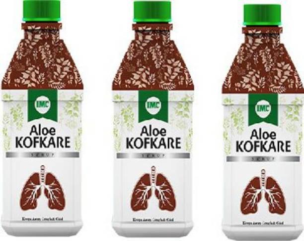 IMC Aloe Kof Care Syrup (100ml) Pack of 3