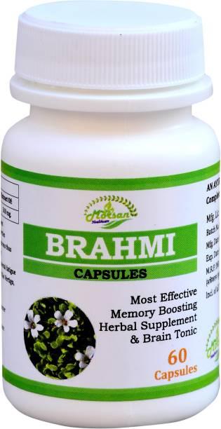 MORSAN HEALTHCARE BRAHMI CAPSULES