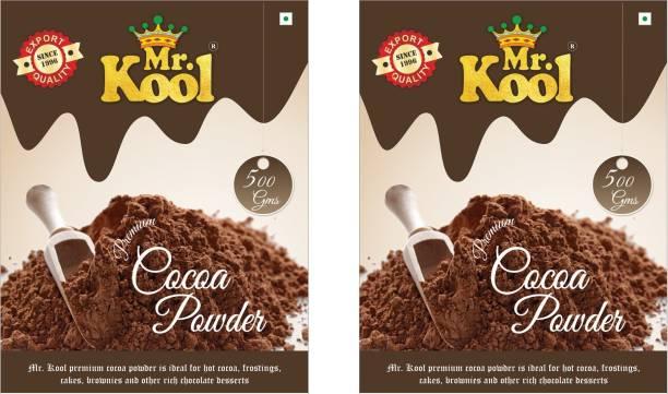 Mr.Kool 100% Natural & Organic 1 Kg Cocoa Powder