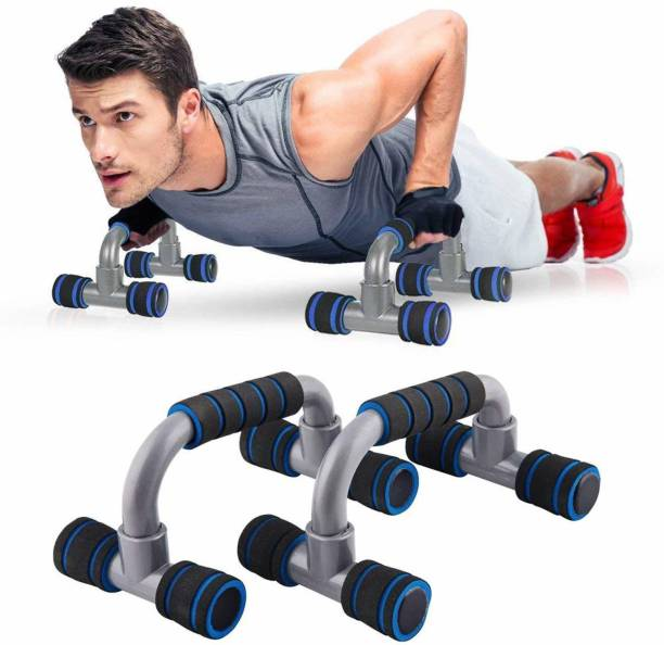 N V Enterprise PushUp Stand with Foam Grip Handle for Chest Press, Fitness Exercise, Push-up Bar Push-up Bar