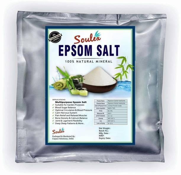 SOULEX EPSOM SALT MULTIPURPOSE 1 KG