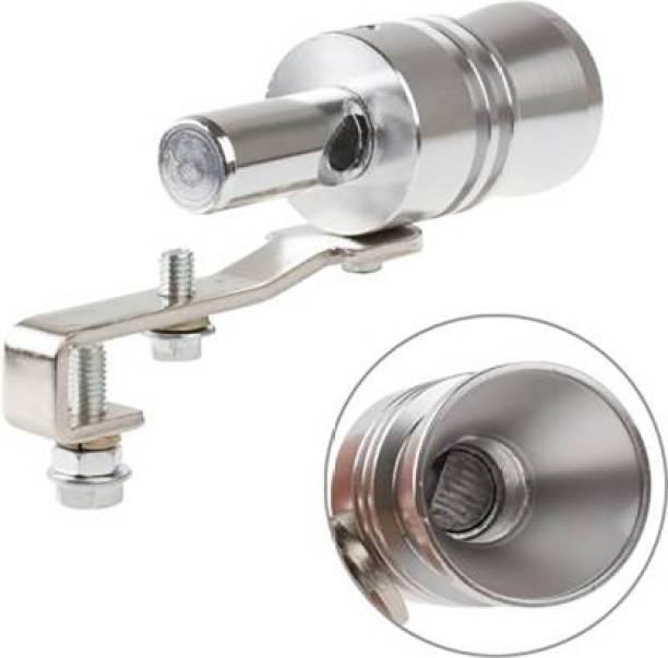 Getsocio Turbo Sound Car Silencer Whistle for Universal Cars  Car Silencer