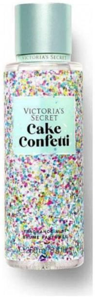 Victoria'sSecret CAKE CONFETTI FRAGRANCE MIST 250ML Body Mist  -  For Women