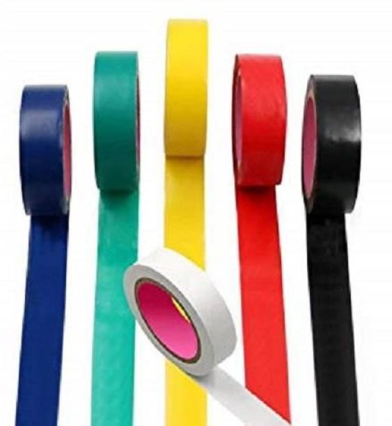 Autrilit PVC Tape 8 Meter Each (Pack Of 6)