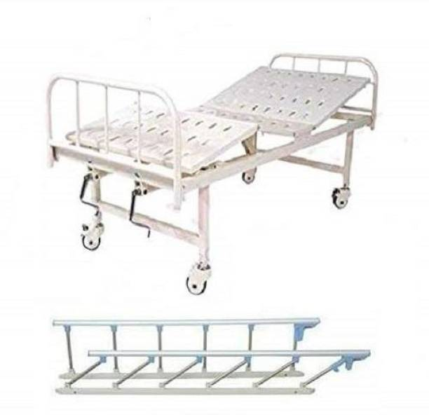 pmps Iron, Aluminium Alloy Manual Hospital Bed