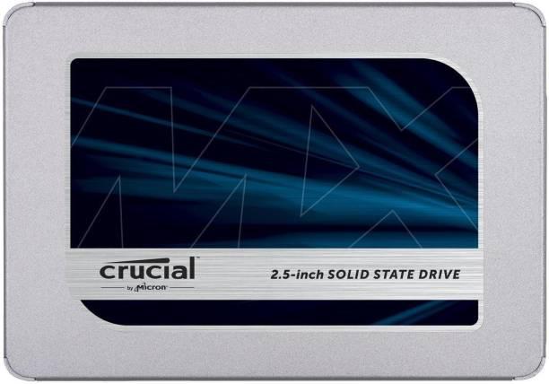 Crucial MX500 250 GB Laptop Internal Solid State Drive (MX500 250GB SATA 2.5-inch 7mm Internal SSD (CT250MX500SSD1))