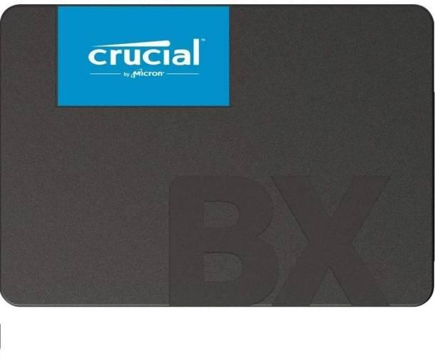Crucial BX500 120 GB Laptop Internal Solid State Drive (BX500 120GB 3D NAND SATA 2.5-inch SSD (CT120BX500SSD1))