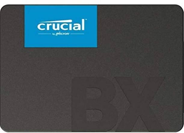 Crucial BX500 480 GB Laptop Internal Solid State Drive (BX500 480GB 3D NAND SATA 2.5-inch SSD (CT480BX500SSD1))