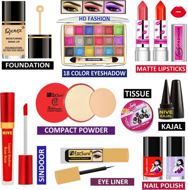 HD Fashion Pocket Friendly High Quality Makeup Kit PFT14