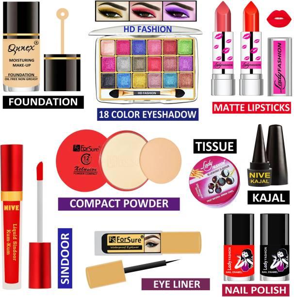 HD Fashion Pocket Friendly High Quality Makeup Kit PFT10