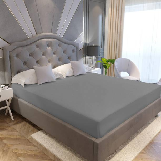 Flipkart Perfect Homes Fitted King Size Waterproof Mattress Cover