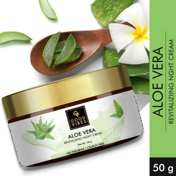 GOOD VIBES Aloe Vera Cream