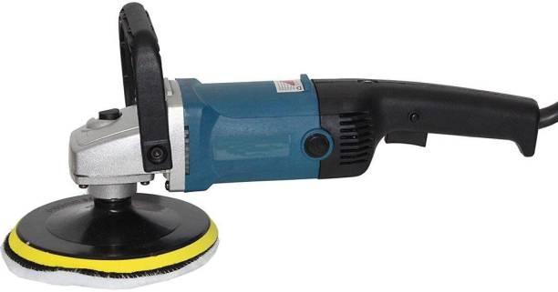 uptodateprouducts 7 inch Adjustable Speed Car Buffer Polishing Waxing Machine Furniture Ceramic Vehicle Surface Paint Care Washing Polisher Tools Vehicle Polisher Vehicle Polisher