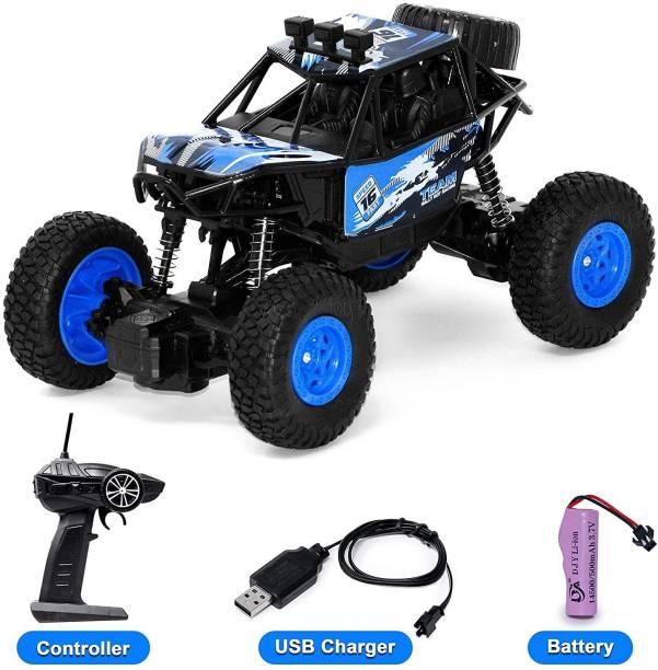 MOUSETRAPS Remote Control Rock Crawler Four Wheel Drive 1:20 Metal Alloy Body Rock Climber High Speed Monster Racing Car
