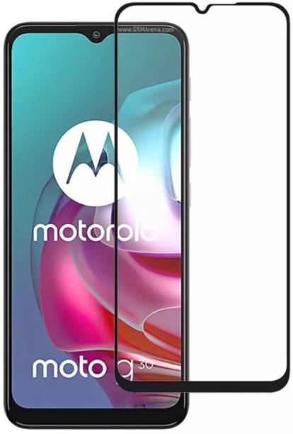Ultimate Edge To Edge Tempered Glass for 9H Original and Ultimately made for Moto G50