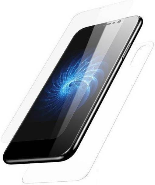 CHAMBU Front and Back Screen Guard for HOMTOM HT3