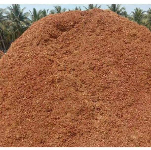 MAQ 5 Kg Cocopeat Dry Powder with Low EC - EXPANDS UPTO 5 TIMES Soil